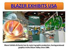 Blazer Exhibits and Events, Inc