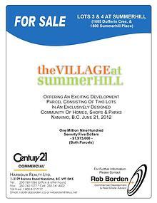 Summerhill Project