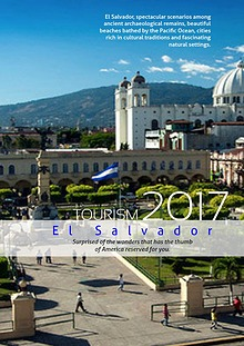 Tourist catalog about El Salvador