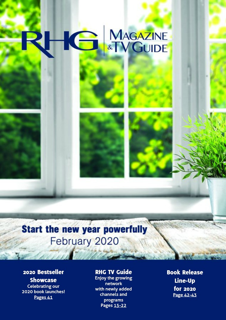 RHG Magazine & TV Guide February 2020