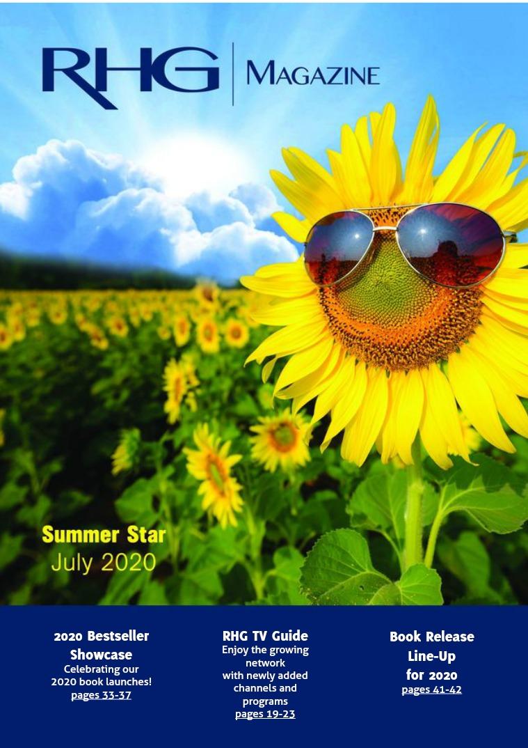 RHG Magazine & TV Guide July 2020
