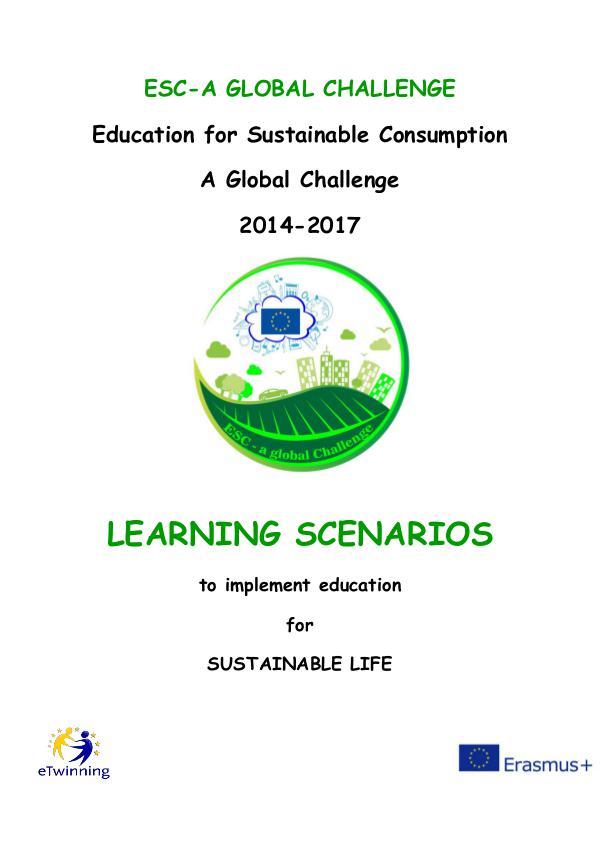 ESC LEARNING SCENARIOS Learning Scenarios