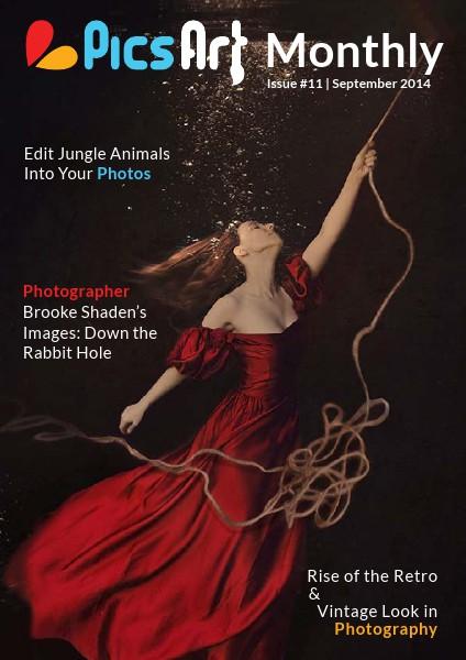 PicsArt Monthly September 2014
