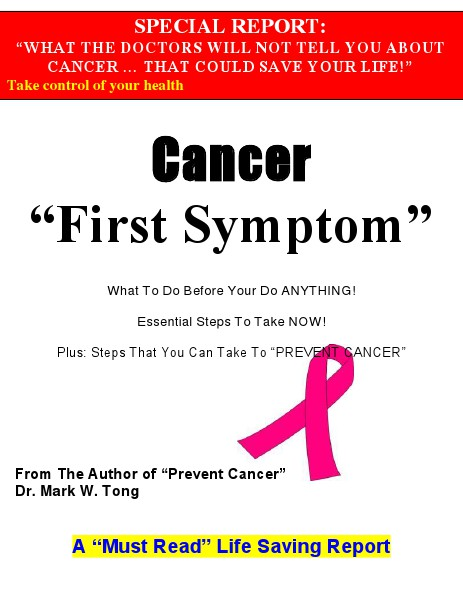 Prevent Cancer May 2014
