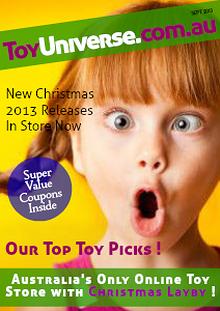 toyuniverse.com.au Magazine