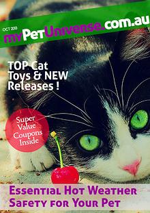My Pet Unleashed - www.mypetuniverse.com.au Magazine