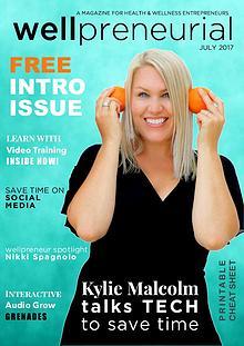 Wellpreneurial Magazine - Free Editions
