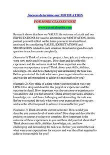 SUCCESS DETERMINE OUR MOTIVATION / TUTORIALOUTLET DOT COM
