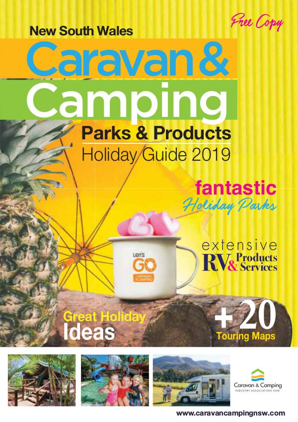 NSW Caravan & Camping Parks & Products Guide 2019