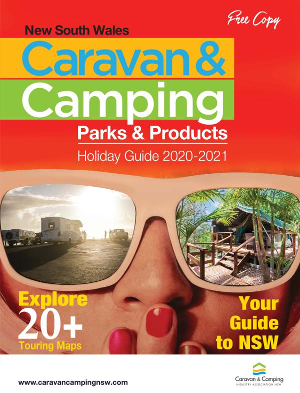 NSW Caravan & Camping Parks & Products Guide 2020-2021