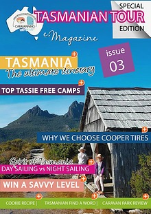 ISSUE #3 Tasmanian Tour Special