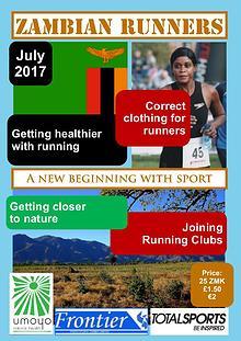 Zambian Runners