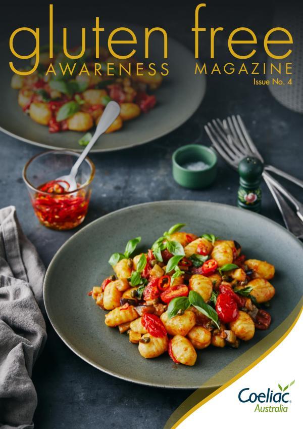 GLUTEN FREE awareness magazine Issue No. 4