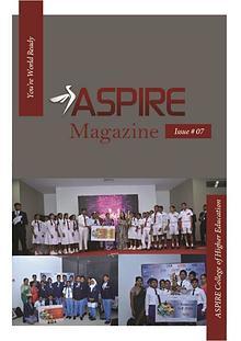 ASPIRE E-Magazine