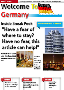 Welcome to Germany