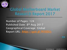 Motherboard Market Report 2017-2022 Research