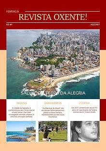 OXENTE! Revista
