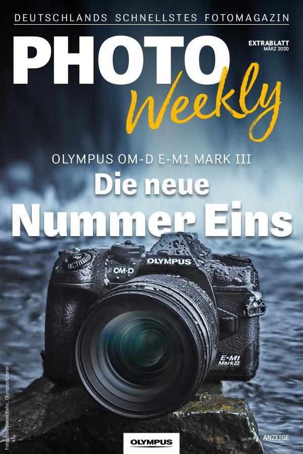 PhotoWeekly Extrablatt 07.03.2020