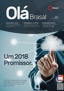 #27 - Revista Olá Brasal