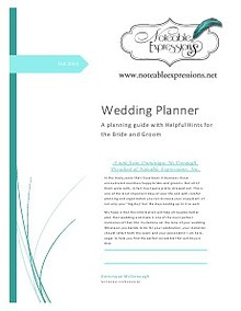 Noteable Expressions Wedding Guide