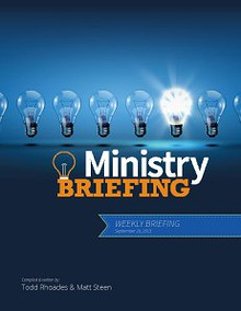 Ministry Briefing