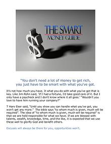 The Smart Money Guide