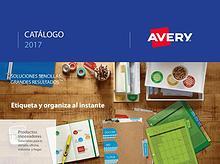 Catálogo Avery