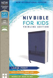 NIV Bible for Kids, Comfort Print, Large Print