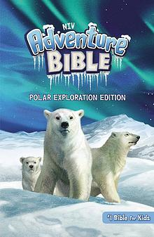 NIV Adventure Bible Polar Edition