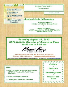 2013 NEPA HCC - Newsletters