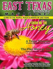 East Texas Quarterly Magazine