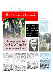 CLARK HOUSE NEWSLETTER - Term 4