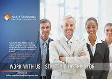 Work With us - Strategic Distributor