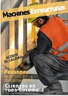 Catálogo  Machines Estructuras