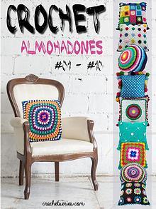 Crochet Series Almohadones
