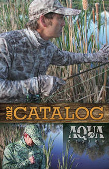 Aqua Design   2012 Catalog