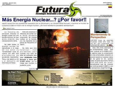 Futura -  Tecnología Renovable y Sostenible – F