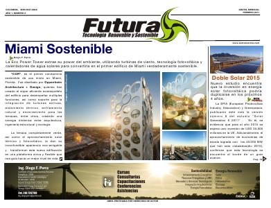 Futura -  Tecnología Renovable y Sostenible - Feb