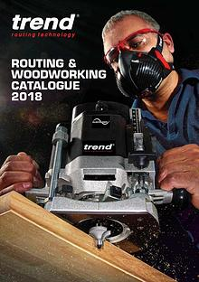 Trend Routing & Woodworking Catalogue