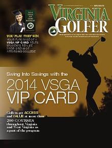 Virginia Golfer