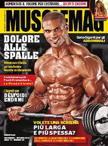 MuscleMag Italia #65
