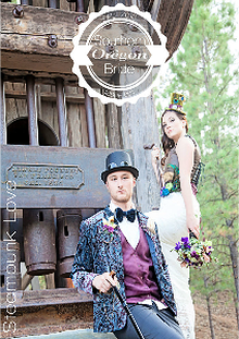 Southern Oregon Bride