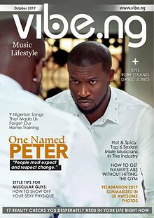 Mr. P: One Named Peter | Vibe.ng Magazine