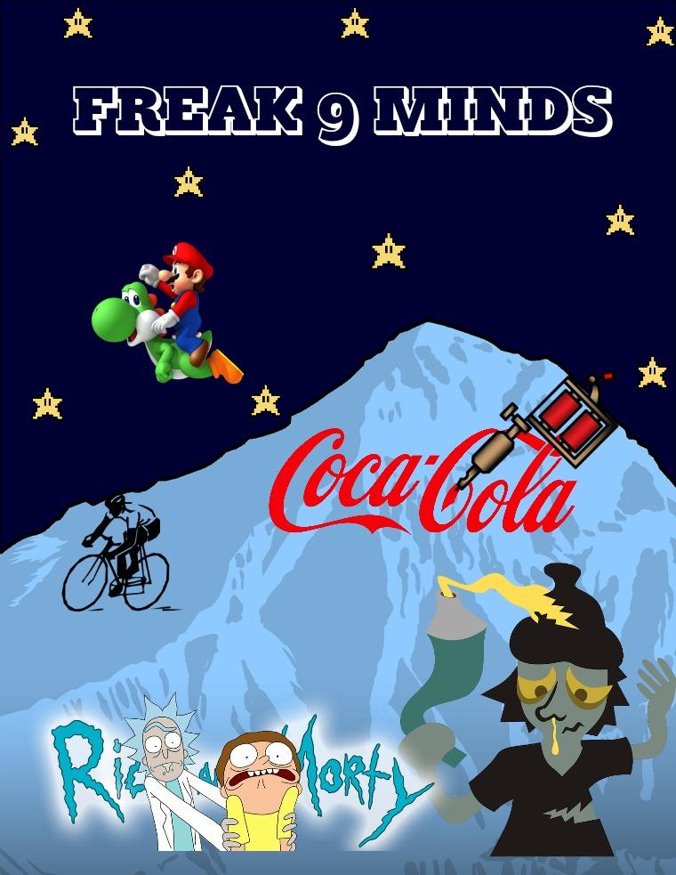 freak 9 minds Article