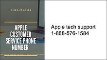 Apple customer care number 1-888-576-1584