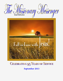 The Missionary Messenger