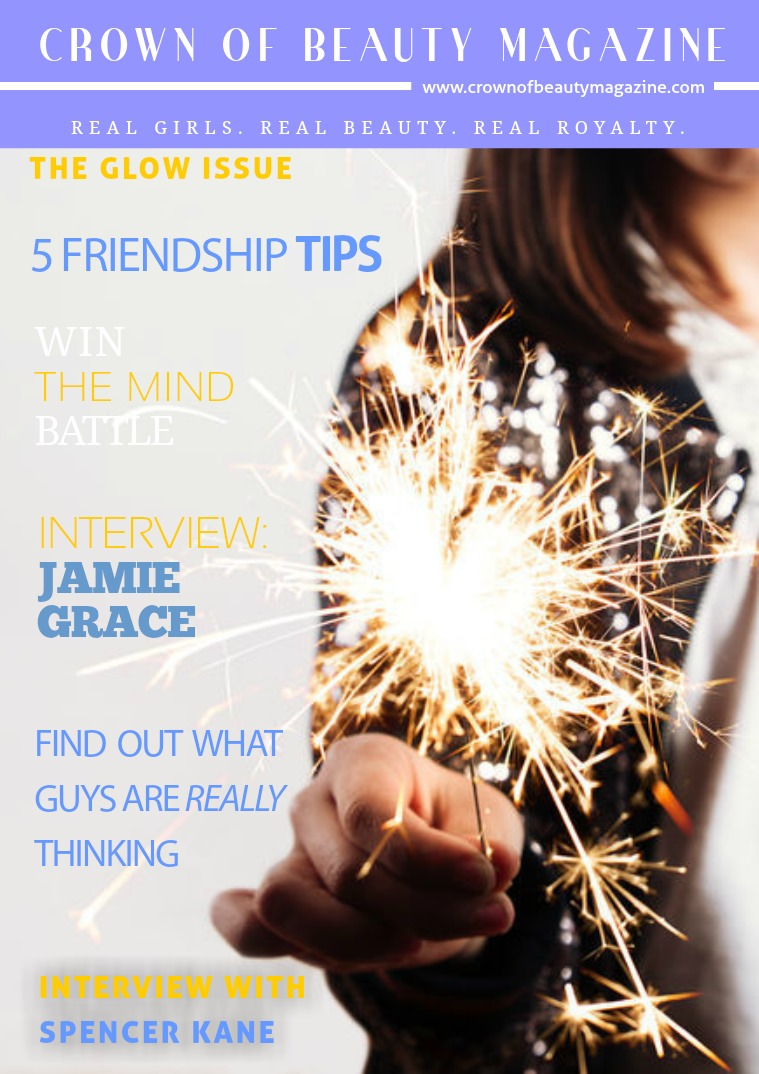 Crown of Beauty Magazine The GLOW Issue