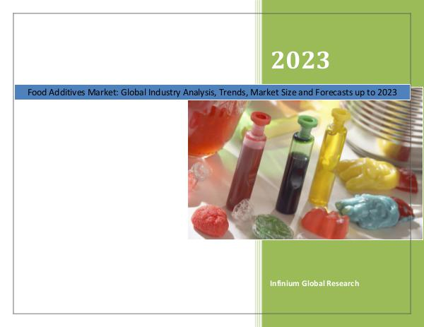 Infinium Global Research Food Additives Market