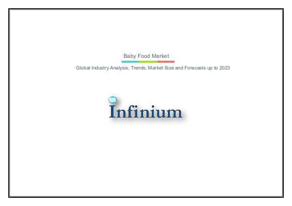 IGR Baby Food Market