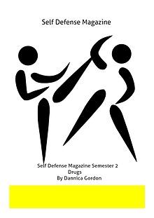 Self Defense Magazine Semester 2